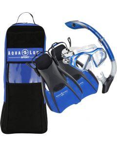Aqua Lung Sport Trooper - Snorkelset - Volwassenen