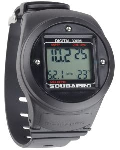 Scubapro Digital 330 Bottomtimer
