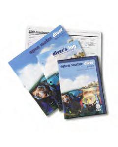 PADI Open Water Crew Pack Lespakket