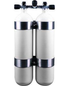 Twinset DIR Style 230 bar