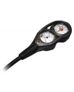 Apeks Console - Manometer + Dieptemeter