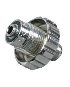 Apeks DIN Adapter - 300 Bar - M26/DIN