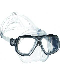 Aqualung Look 2 Duikbril met Glazen op Sterkte (tot -10)