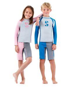 Harmony Rashguard Shorts voor Kinderen