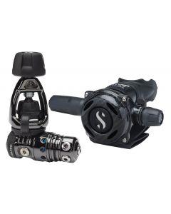 Scubapro Mk25 Evo / A700 Carbon Black Tech