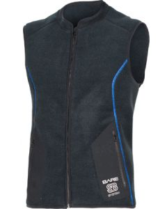 BARE SB System Mid Layer Vest Heren