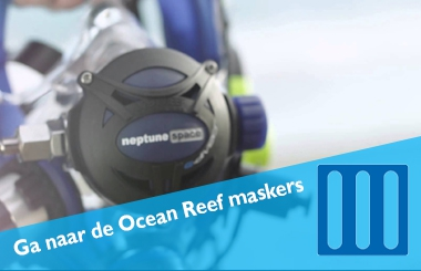 Ocean reef maskers